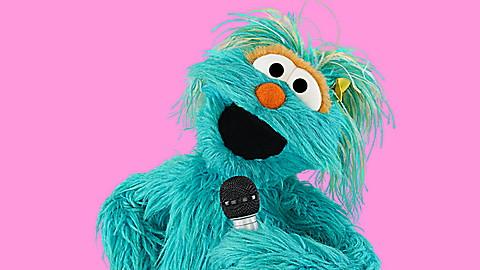 Sesame Street: Rosita