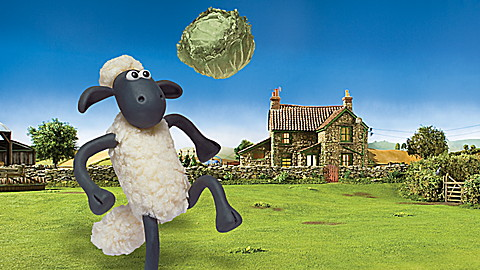 Shaun the Sheep: Off the Baa!