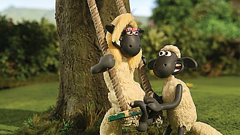 Shaun the Sheep: Two