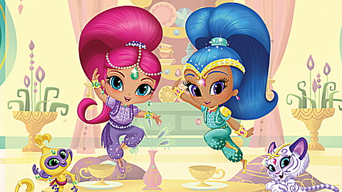 Shimmer and Shine: Genie Surprises!