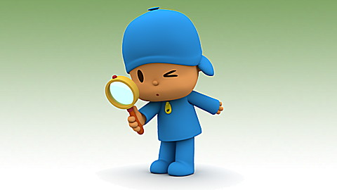 (Spanish) Pocoyo: Discover with Pocoyo