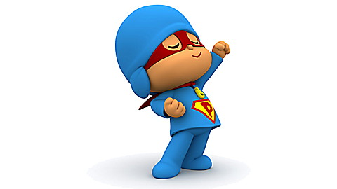 (Spanish) Pocoyo: Mysteries & Adventures with Pocoyo
