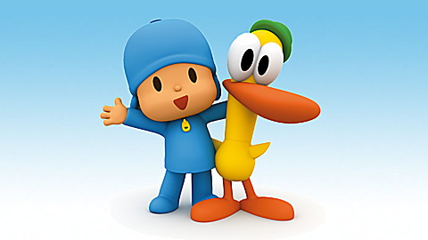 (Spanish) Pocoyo: Friendship with Pocoyo