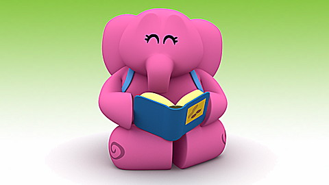 (Spanish) Pocoyo: Learning & Sharing with Pocoyo