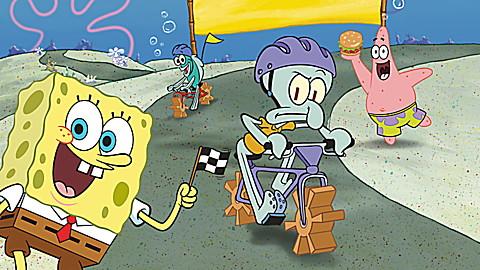 SpongeBob SquarePants: The Clam Prix Expansion Pack