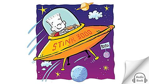Stink #5: Solar System Superhero