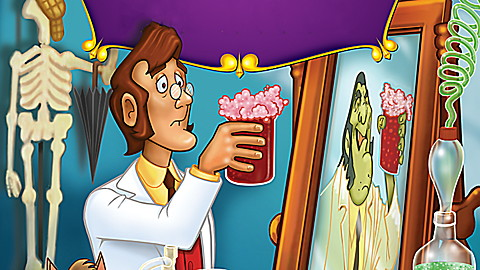 Storybook Classics: Dr. Jekyll & Mr. Hyde