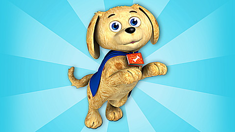 Super Why!: Meet Woofster