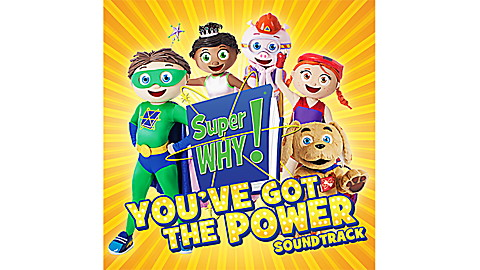 Super Why!: You've Got the Power Soundtrack