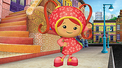 Team Umizoomi: Chicks, Circus, Cuckoo Bears!