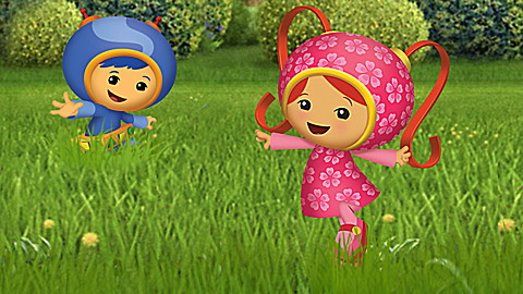 Team Umizoomi: Helping Umi City