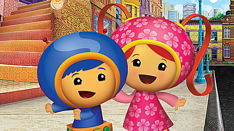 Team Umizoomi: Mighty Math Play Dates!