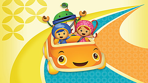 Team Umizoomi: Zoom through Umi City