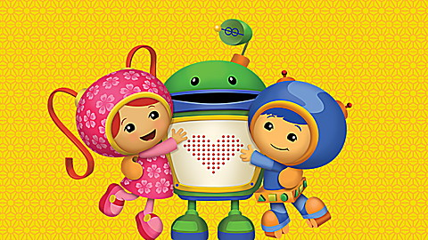 Team Umizoomi: Umizoomi Mighty Missions