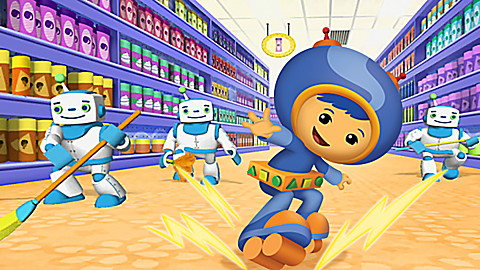 Team Umizoomi: Math Madness!