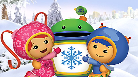 Team Umizoomi: Numbers to the Rescue!