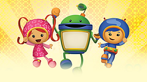 Team Umizoomi: Zoom into Missions!