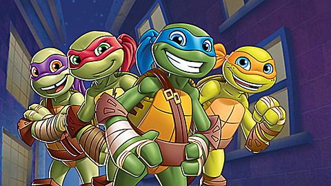 Teenage Mutant Ninja Turtles: Half-Shell Heroes