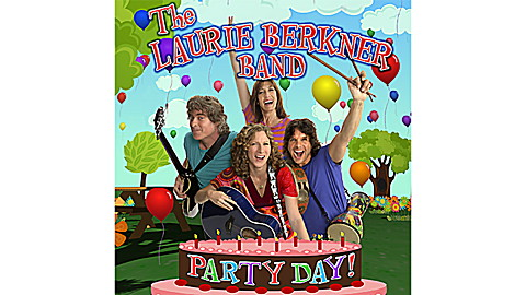 The Laurie Berkner Band: Party Day!