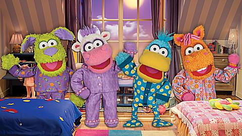 The Pajanimals: Pajama Party!