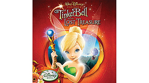 Disney Tinker Bell and the Lost Treasure
