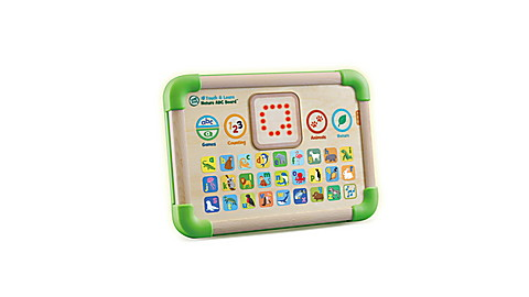 UK Touch & Learn Nature ABC Board