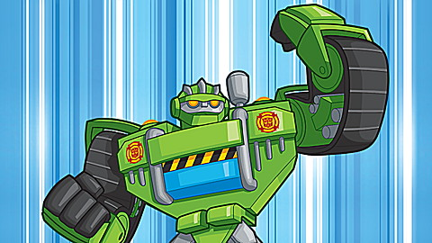 Transformers Rescue Bots: Chief Rescue