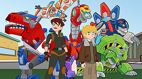 Transformers Rescue Bots eBook Collection