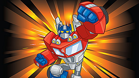 Transformers Rescue Bots: The Reign of Morocco