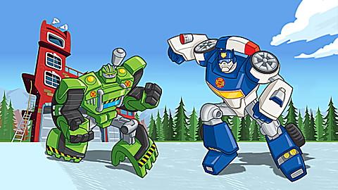Transformers Rescue Bots: Secrets