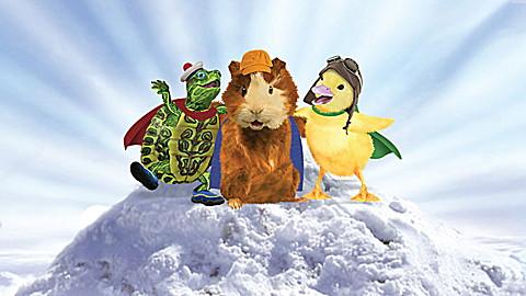 Wonder Pets: Wonderful Rescues!