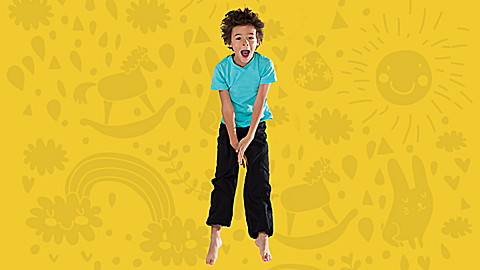 Yoga Kids: Silly to Calm