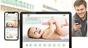 """LF925HD Remote Access Smart Video Baby Monitor with 5"""" HD Display Unit View 5"""
