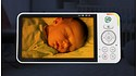 """LF925HD Remote Access Smart Video Baby Monitor with 5"""" HD Display Unit View 7"""