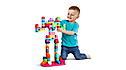 LeapBuilders 81 Jumbo Blocks Box (Pink)