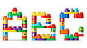LeapBuilders 81 Jumbo Blocks Box