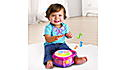 Learn and Groove Color Bilingual Play Drum - Online Exclusive Pink