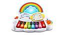 Learn & Groove® Rainbow Lights Piano™ View 1