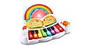 Learn & Groove® Rainbow Lights Piano™ View 4