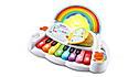 Learn & Groove® Rainbow Lights Piano™ View 6