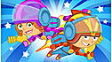 Molecule Mission: Jetpack Heroes to the Rescue! View 2